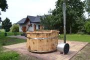 Balia drewniana Hot Tub 1