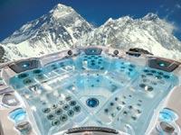 czytaj dalej artykuł: Dwie leżanki w wannie SPA Everest