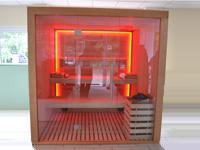 czytaj dalej artykuł: Sauny Panorama i Klementyna Glass z oferty TAPIS DESIGN