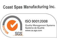 czytaj dalej artykuł: Certyfikat ISO 9001:2008 dla Coast Spas