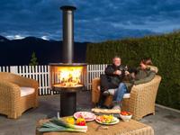 czytaj dalej artykuł: Ruegg Surprise – grill i kominek ogrodowy